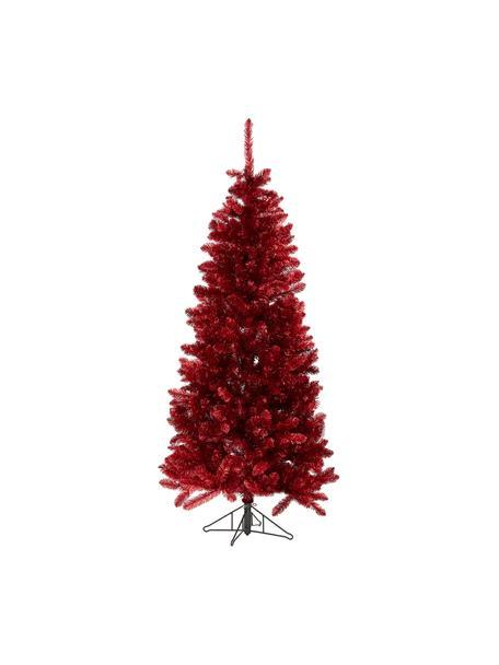 Decoratieve kerstboom Colchester in rood, Kunststof (PVC), Rood, Ø 84 cm