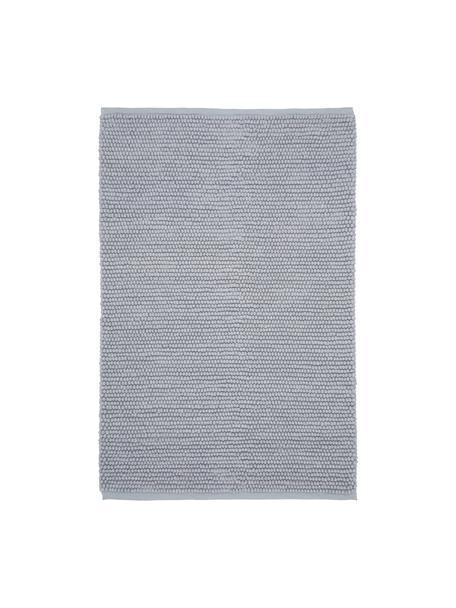 Wollteppich Pebble in Hellgrau, 80% Neuseeländische Wolle, 20% Nylon  Bei Wollteppichen können sich in den ersten Wochen der Nutzung Fasern lösen, dies reduziert sich durch den täglichen Gebrauch und die Flusenbildung geht zurück., Grau, B 120 x L 180 cm (Größe S)