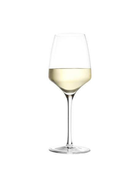 Kristall-Weißweingläser Experience, 6 Stück, Kristallglas, Transparent, Ø 8 x H 21 cm