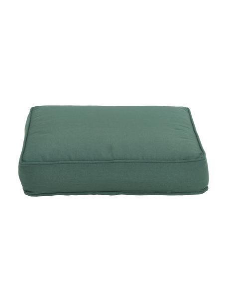Wysoka poduszka na siedzisko Zoey, Zielony, S 40 x D 40 cm