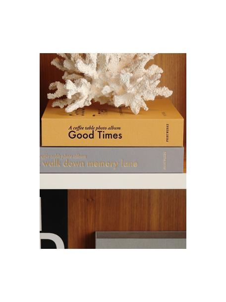 Fotoalbum Good Times, Gelb, Grau, Weiß, Schwarz, 25 x 25 cm