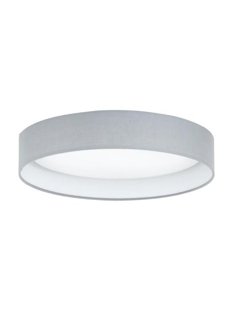 Plafón LED Helen, Gris, Ø 35 x Al 7 cm