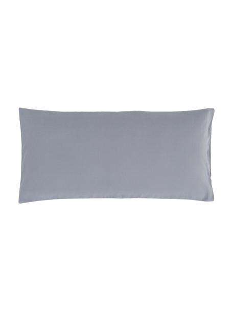 Flanell-Kissenbezüge Biba in Blau, 2 Stück, Webart: Flanell Flanell ist ein k, Blau, 40 x 80 cm
