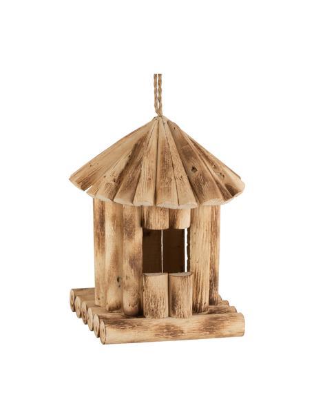 Vogelhäuschen Poplo, Pappelholz, Pappelholz, 22 x 28 cm