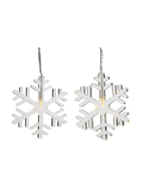 LED lichtslinger Frost L 105 cm, Kunststof, Transparant, L 105 cm