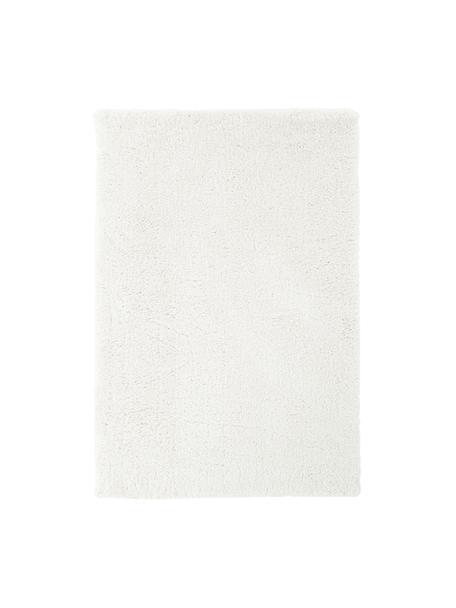 Flauschiger Hochflor-Teppich Leighton in Creme, Flor: Mikrofaser (100% Polyeste, Creme, B 200 x L 300 cm (Größe L)