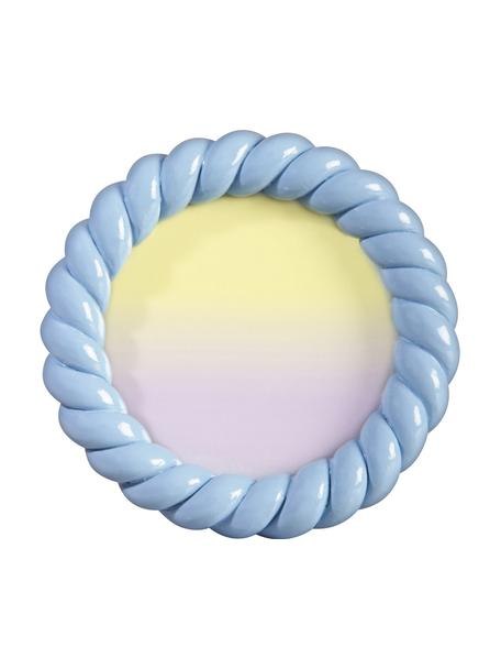 Cornice fotografica Braid, Materiale sintetico, Blu, Ø 14