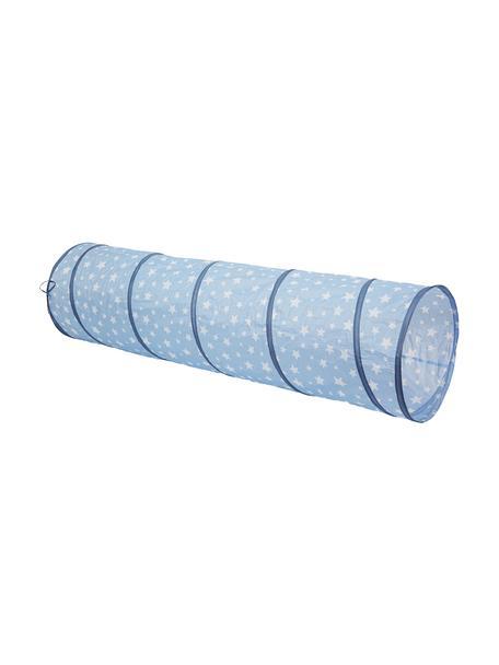 Spieltunnel Star, Kunstfaser, Blau, Ø 46 x L 180 cm