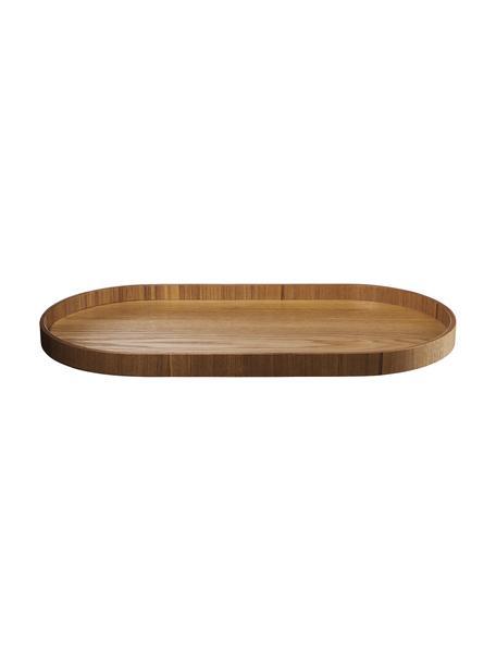 Wilgenhouten serveerplateau Wood, verschillende formaten, Wilgenhout, Bruin, 17 x 36 cm