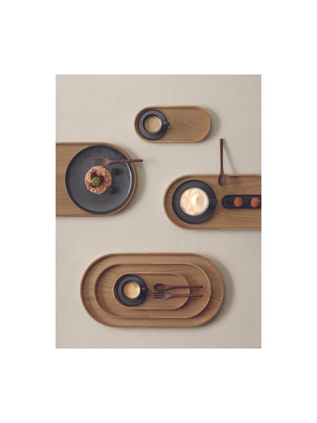 Piatto da portata in legno di salice Wood, Legno di salice, Marrone, Lung. 44 x Larg. 23 cm