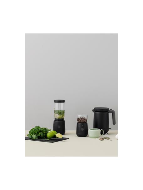 Frullatore Foodie, Coltello: acciaio inossidabile, Nero, Ø 10 x Alt. 30 cm