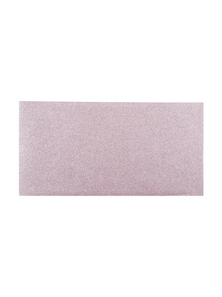 Koperta Sublime, 3szt., Polipropylen, Blady różowy, S 23 x W 12 cm