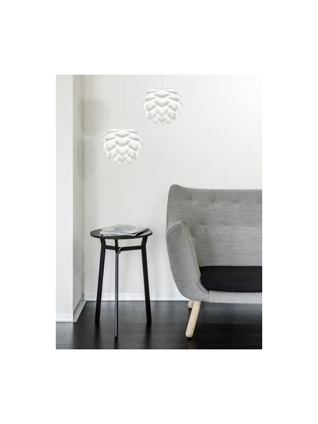 Lampa wisząca Silvia, Biały, Ø 32 x W 25 cm