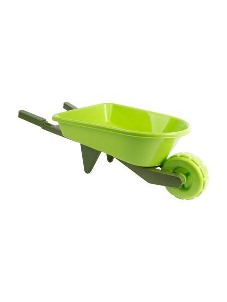 Carretilla infantil Little Gardener, 2pzas., Plástico (PP), Verde, An 66 x Al 20 cm