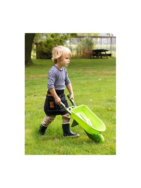 Kinderschubkarre Little Gardener, Kunststoff (PP), Grüntöne, 66 x 20 cm