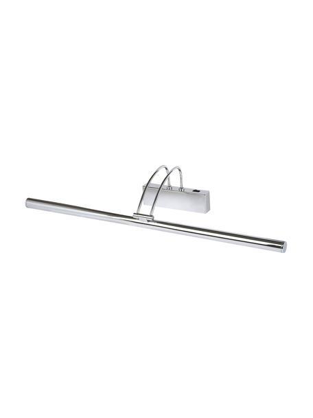 LED-schilderijlamp Picture in chroom, Lamp: staal, verchroomd, Chroomkleurig, 68 x 12 cm
