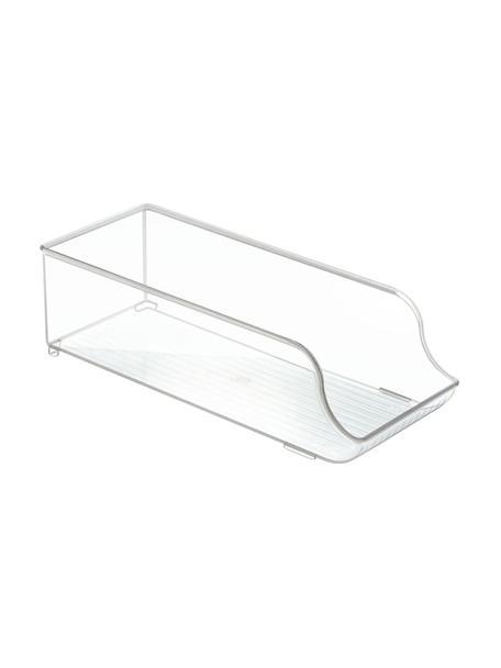 Organizador de nevera Binz, Plástico, Transparente, An 15 x F 35 cm