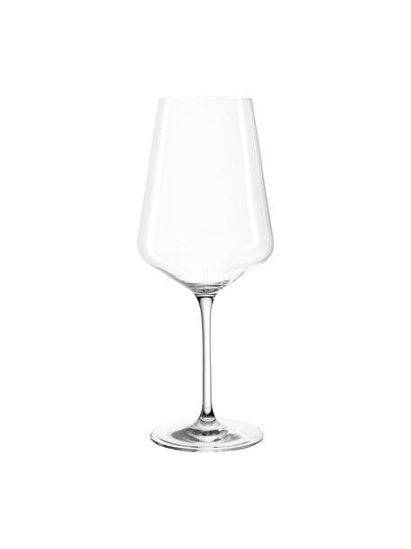 Copas de vino tinto Puccini, 6uds., Vidrio Teqton®, Transparente, Ø 11 x Al 26 cm