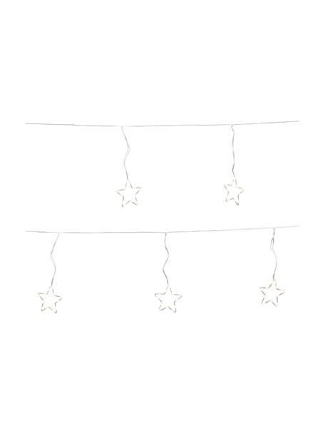 Guirnalda deluces LED Stang, 780cm, blanco cálido, Plástico, Transparente, L 780 cm