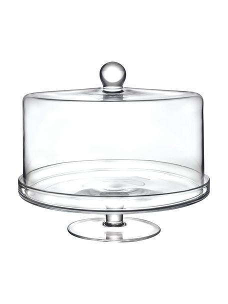 Kryształowa patera Maja, Szkło kryształowe, Transparentny, Ø 30 x 25 cm
