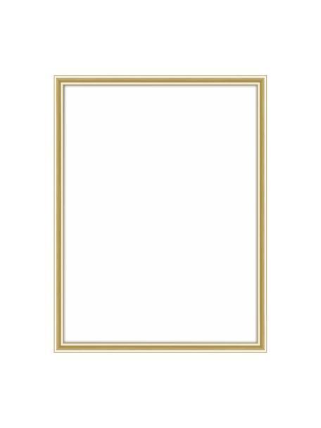 Fotolijstje Accent, Lijst: gecoat aluminium, Messingkleurig, 15 x 20 cm