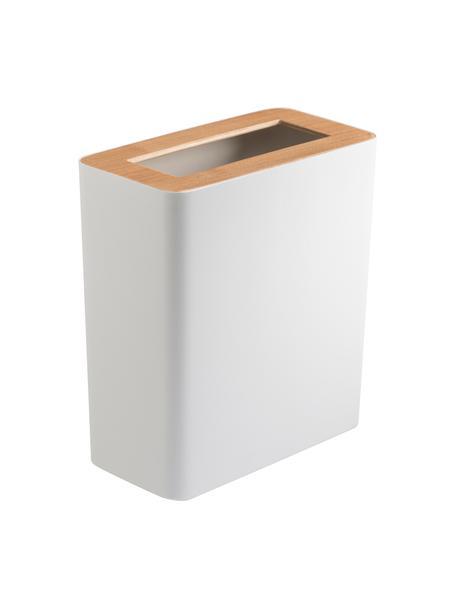 Kosz na śmieci Rin, Czarny, ciemnobrązowy, S 28 x W 30 cm
