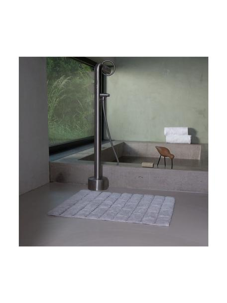 Dywanik łazienkowy Board, Jasny szary, S 50 x D 60 cm