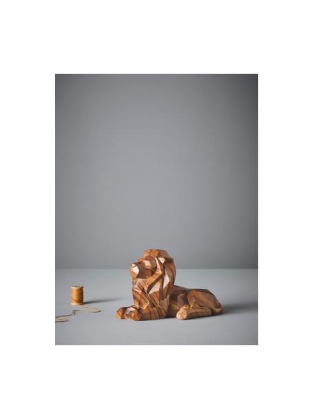 Dekoracja Drey, Tworzywo sztuczne, Brązowy, S 36 x W 21 cm
