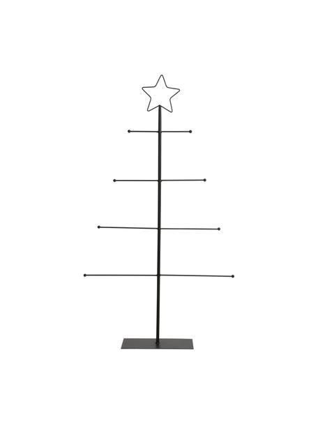 Oggetto decorativo Starna, alt. 90 cm, Metallo, Nero, Larg. 50 x Alt. 90 cm