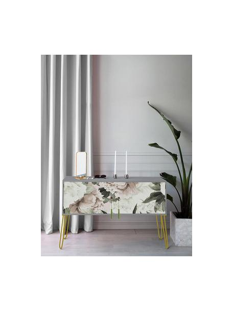 Cómoda Lili, Patas: metal, recubierto con epo, Multicolor, An 115 x Al 74 cm