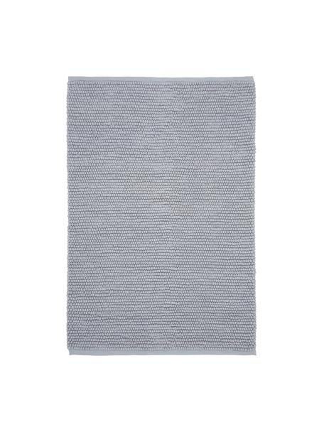 Alfombra de lana Pebble, 80%lana de Nueva Zelanda, 20%nylon, Gris, An 80 x L 150 cm (Tamaño XS)
