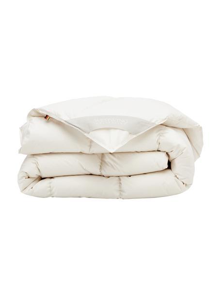 Bettdecke Premium aus Bio-Daunen und Bio-Baumwolle, warm, Bezug: 100% Bio-Baumwolle, GOTS , warm, 135 x 200 cm