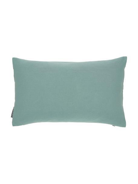 Federa arredo da esterno Blopp, Dralon (100% poliacrilico), Verde salvia, Larg. 30 x Lung. 50 cm