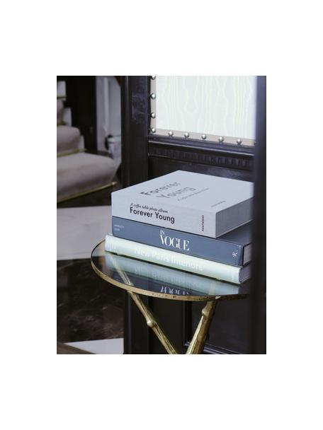 Álbum de fotos Forever Young, Gris, azul, blanco, negro, L 25 x An 25 cm
