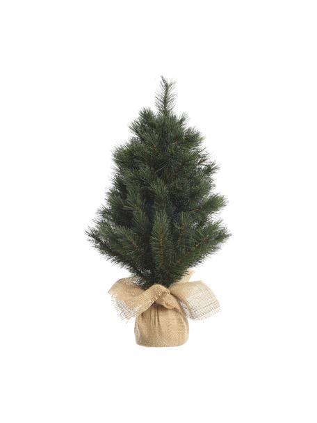 Künstlicher Weihnachtsbaum Malmo H 60 cm, Grün, Ø 41 x H 60 cm