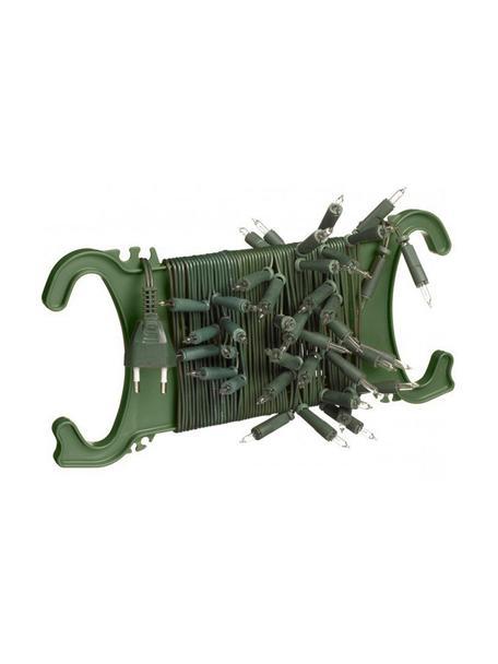 Set de 2 Carretes Para Luces/Guirnaldas Top, Plástico, Verde, L 33 x Al 15 cm