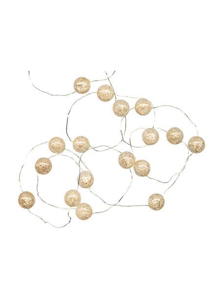 LED lichtslinger Raindrop, 140 cm, Kunststof, Wit, L 140 cm