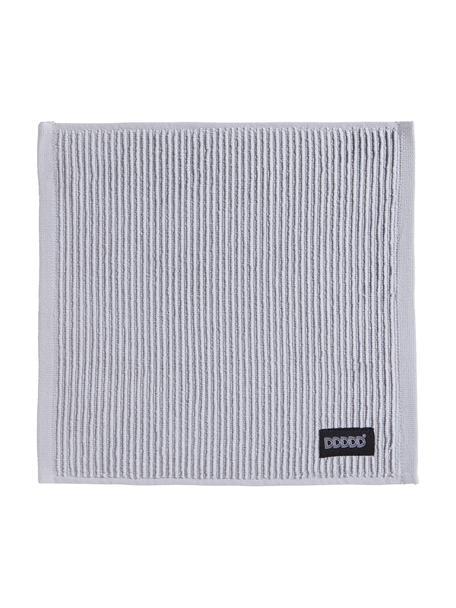 Panni assorbenti Basic Clean 4 pz, Cotone, Grigio, Larg. 30 x Lung. 30 cm