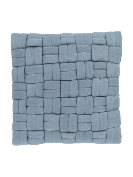 Federa arredo blu Norman, Blu, Larg. 40 x Lung. 40 cm