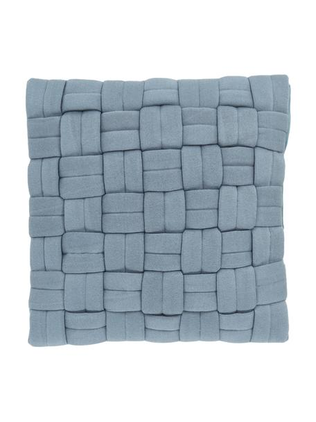 Poszewka na poduszkę Norman, Niebieski, S 40 x D 40 cm