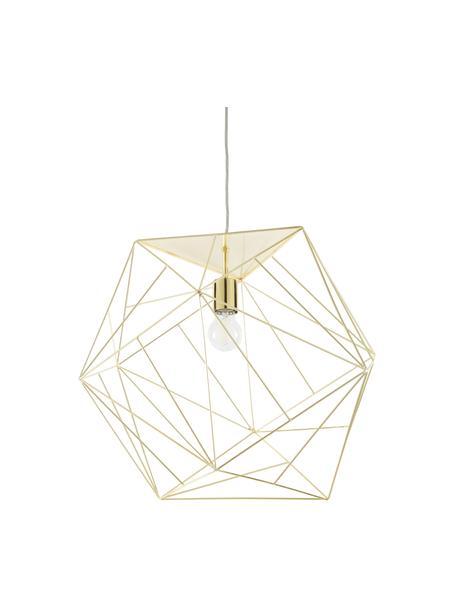 Lampa wisząca Cape Town, Mosiądz, Ø 51 x W 45 cm