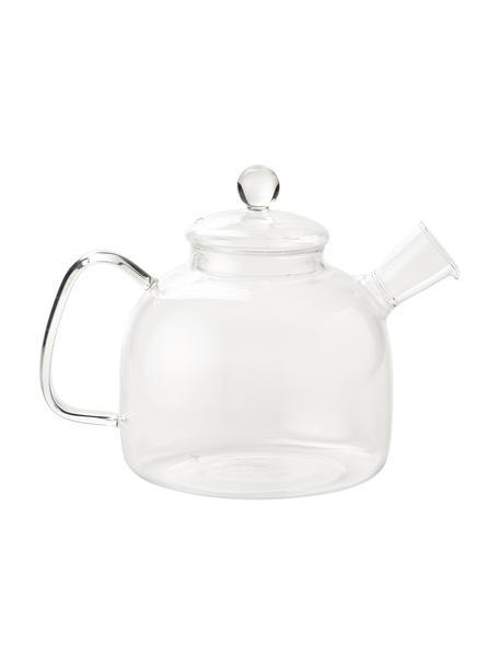 Teiera in vetro borosilicato Boro , 1.75 L, Vetro borosilicato, Trasparente, 1.75 L