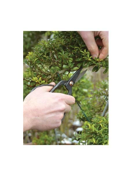 Nożyczki ogrodnicze Baldwyn, Metal powlekany, Szary, S 9 x W 18 cm