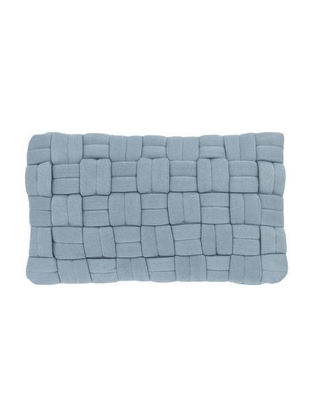 Federa arredo blu Norman, Blu, Larg. 30 x Lung. 50 cm