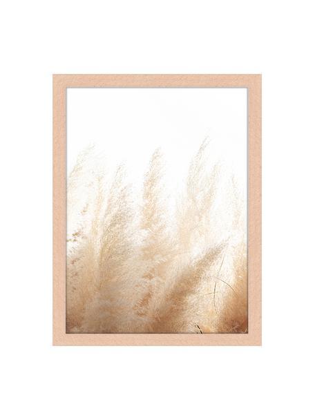 Oprawiony druk cyfrowy Pampa Grass, Wielobarwny, S 33 x W 43 cm