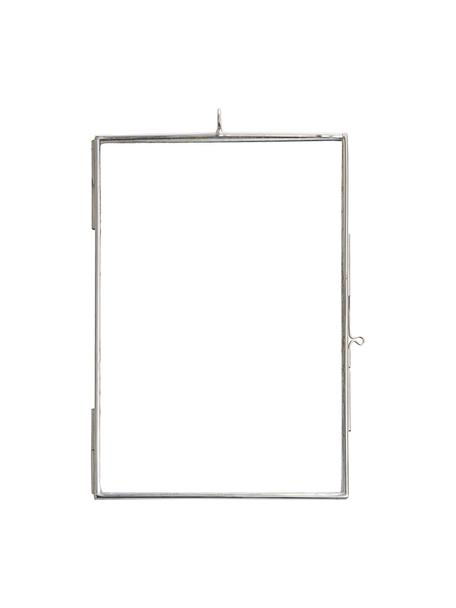 Marco Key, Vidrio, metal, recubierto, Acero inoxidable, 10 x 15 cm