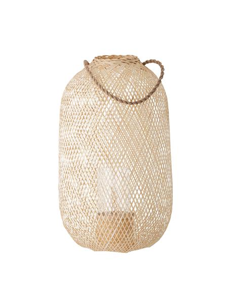 Farolillo de yute Musu, Asa: yute, Beige, Ø 35 x Al 60 cm