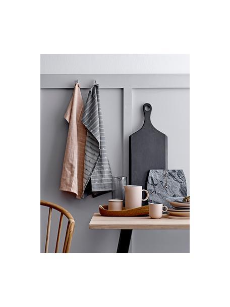 Komplet ręczników kuchennych Hein, 3 elem., 100% bawełna, Wielobarwny, S 45 x D 70 cm