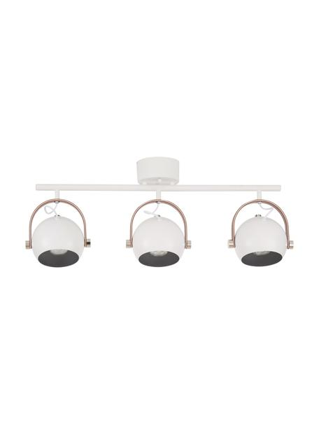 Lampa sufitowa skandi Bow, Biały, S 76 x W 28 cm
