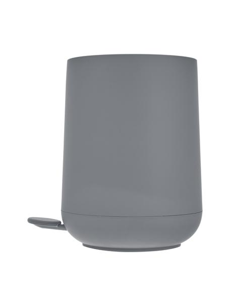 Papelera Nova, Plástico ABS, Gris, Ø 23 x Al 29 cm